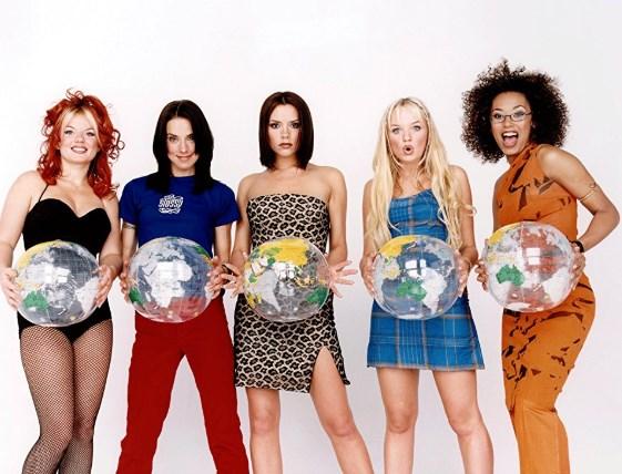 Участницы «Spice Girls» готовятся к новому гастрольному туру