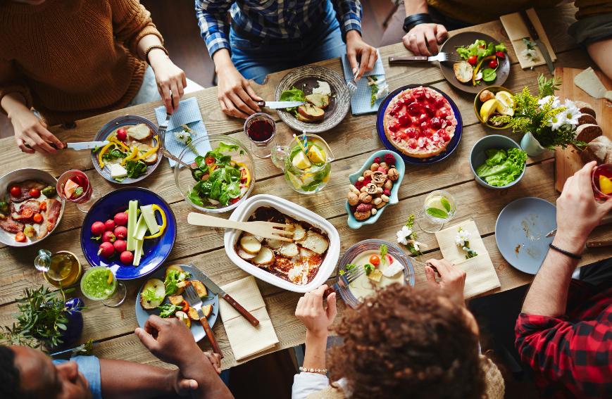 Отдай врагу»: правила низкокалорийного ужина