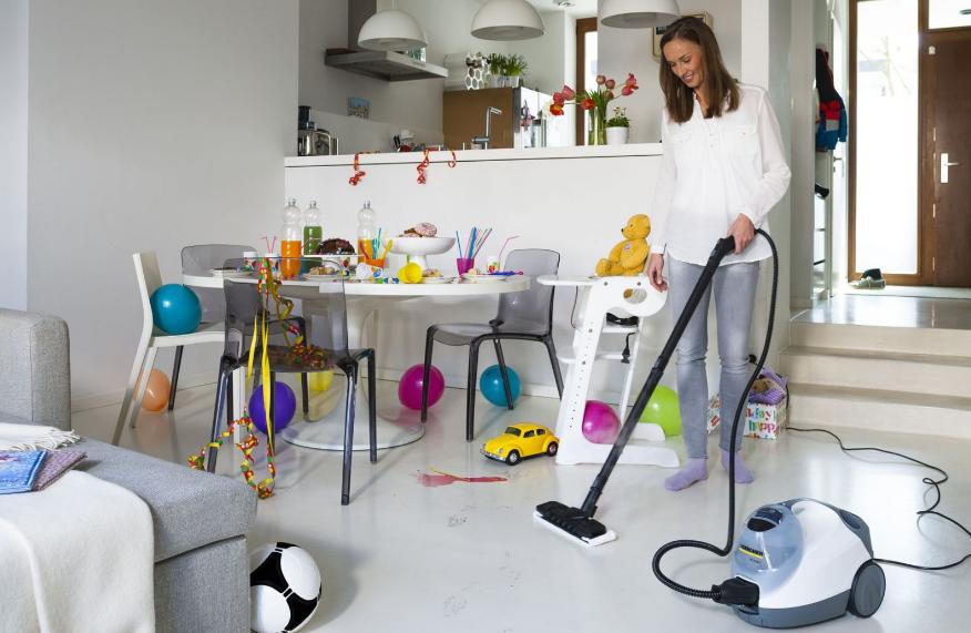Хозяйские секреты: как навести порядок в доме за 15 минут
