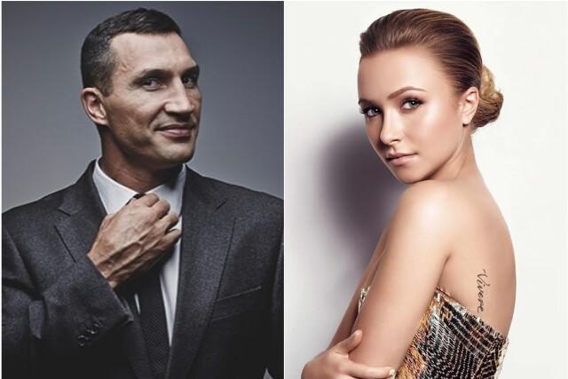 Экс-возлюбленная Владимира Кличко, актриса Хейден Панеттьер, отдала ему их общую дочь на воспитание