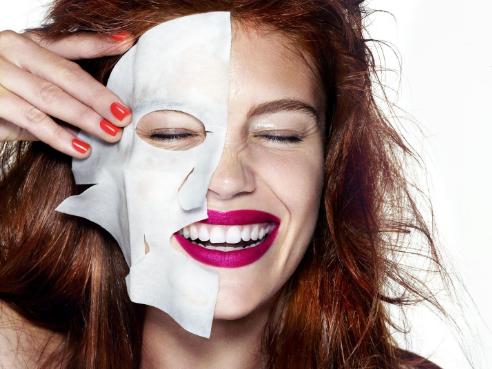 Домашние процедуры: тонизирующие зимние маски для лица