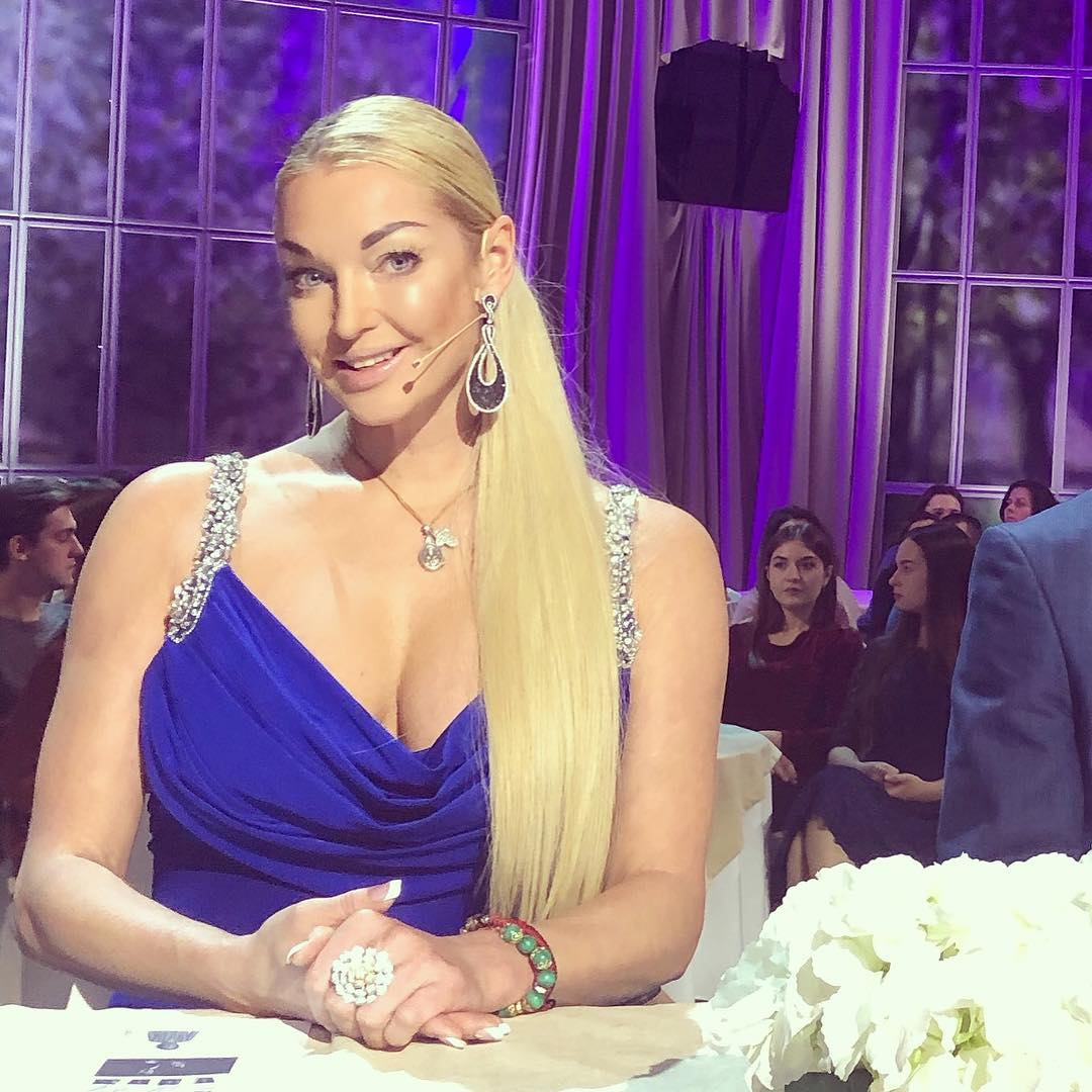 Анастасия Волочкова готовится к замужеству