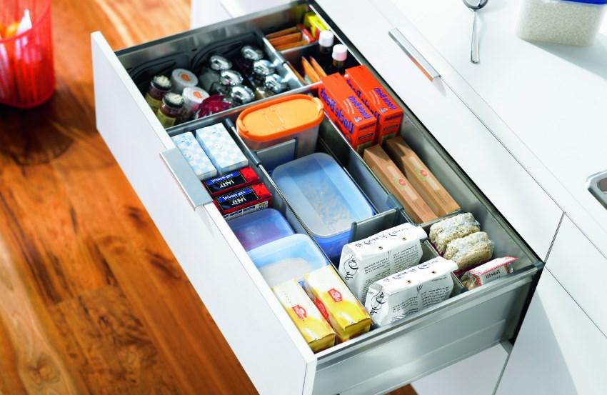 Как навести порядок на кухне и правильно организовать ее пространство