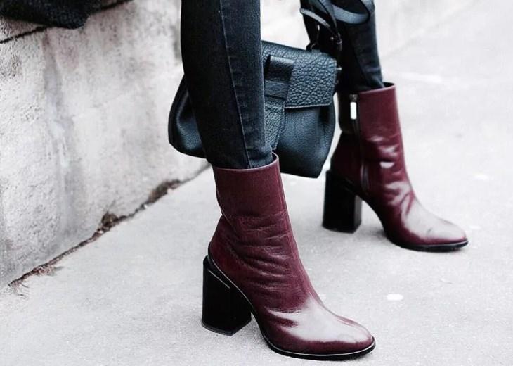 Какие женские ботинки выбрать на весну 2019