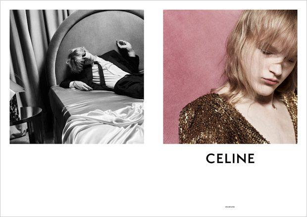 Рекламная кампания Celine весна-лето 2019 фото