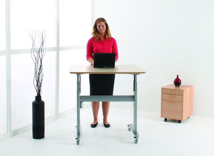 Как уберечься от проблем с ногами при работе стоя