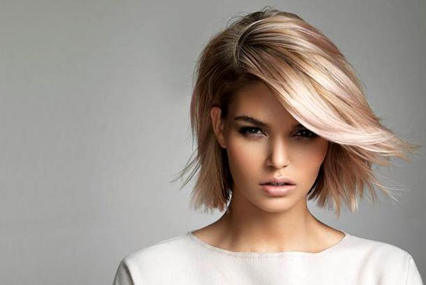 Модные женские прически и стрижки на средние волосы 2019