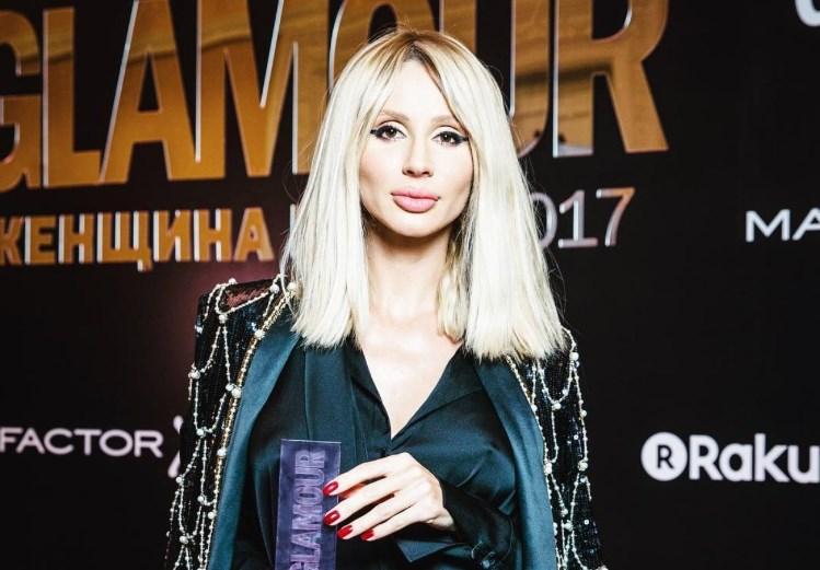 Светлана Лобода поделилась с подписчиками откровенным фото