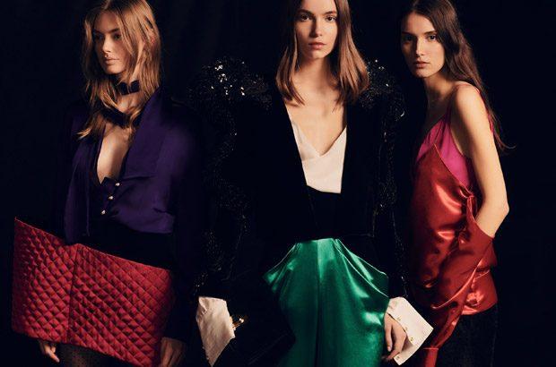 Модная женская одежда осень-зима 2019 в коллекции Balmain Pre-Fall 2019