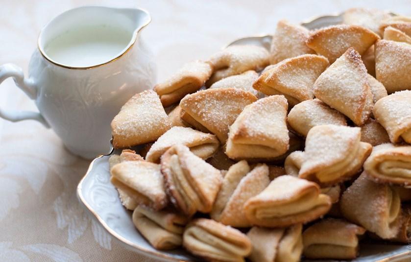Рецепты домашнего печенья на скорую руку