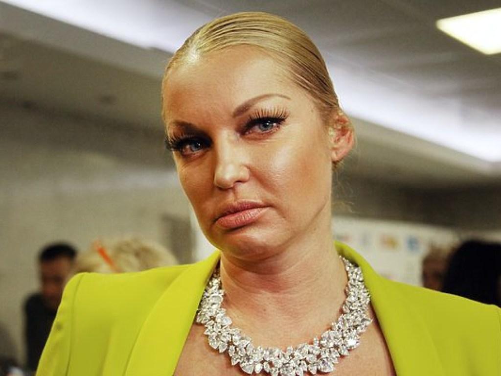 Анастасия Волочкова рада, что отключила комментарии в Instagram