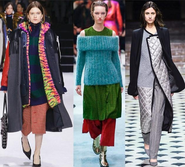Модные женские сарафаны для осени и зимы 2019-2020, фото