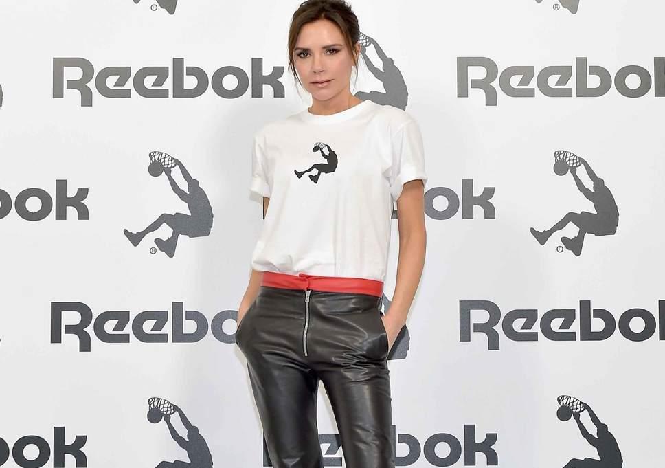 Капсульная коллекция Reebok x Victoria Beckham 2019, фото