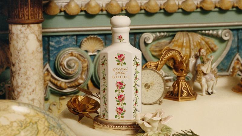Новый аромат Gucci The Alchemist's Garden для 2019 года
