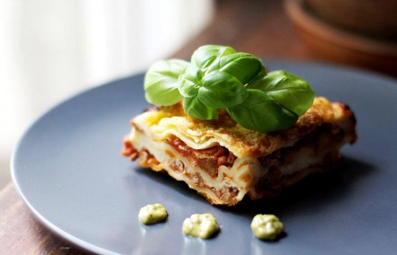 Классический рецепт приготовления лазаньи