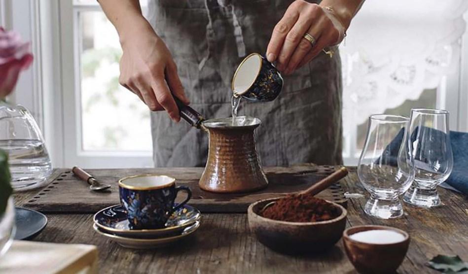 Секреты заваривания вкусного и ароматного кофе в турке