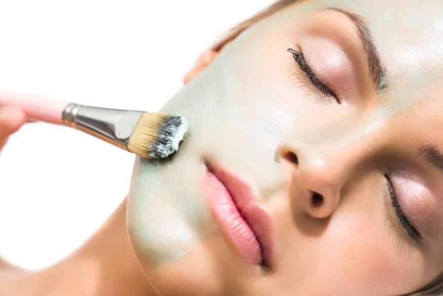 Домашние маски для сужения пор на лице