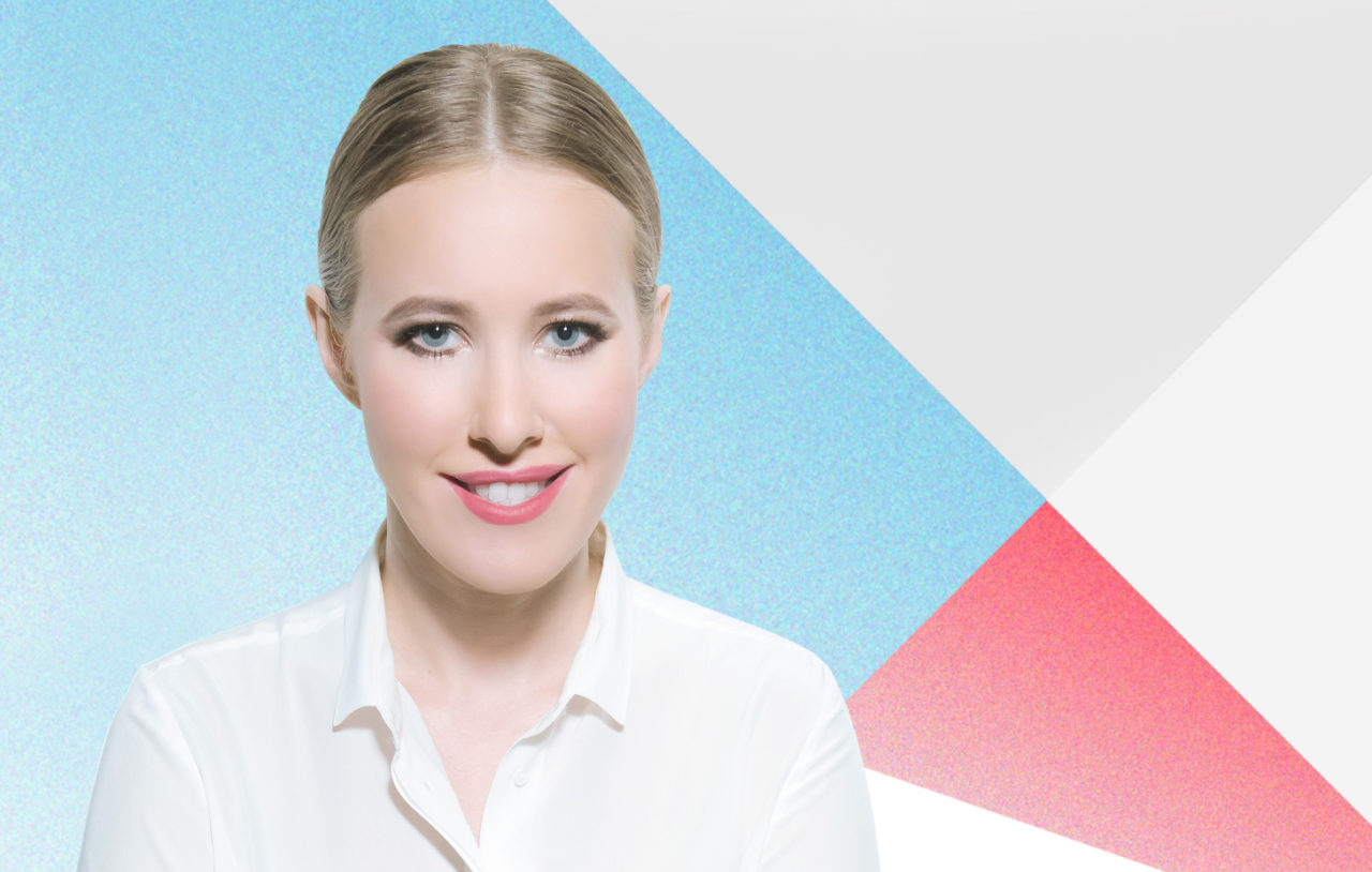 Ксения Собчак вернула себе блогерскую популярность