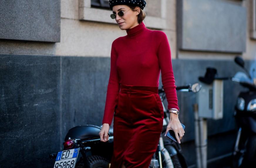 Модные женские юбки на осень и зиму 2019-2020, фото