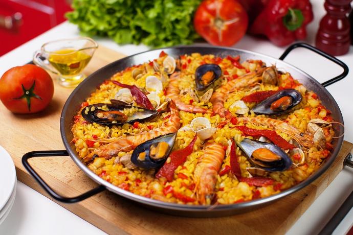 Рецепты праздничных блюд из морепродуктов