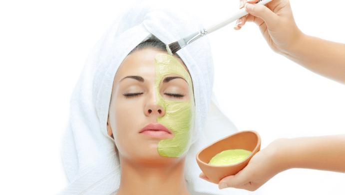 Домашние маски для лица против шелушения и сухости кожи