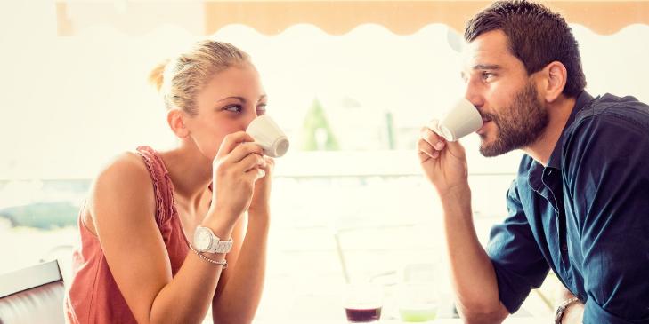 Как справиться с переживаниями во время первого свидания?