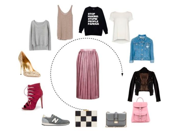 Разложить по полочкам: правила разбора гардероба
