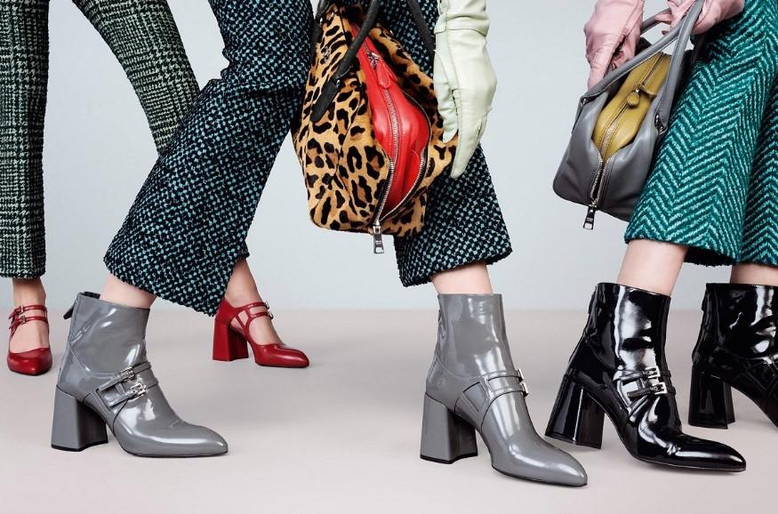 Модные женские сапоги на осень и зиму 2019-2020, фото