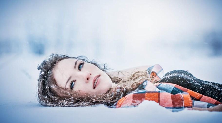 Уход за кожей лица и шеи в зимнее время года
