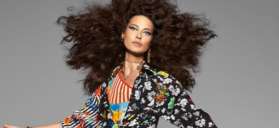 Рекламная кампания Versace весна-лето 2019, фото