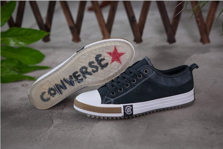 Кеды Converse One Star Dark Star 2019, фото кампании