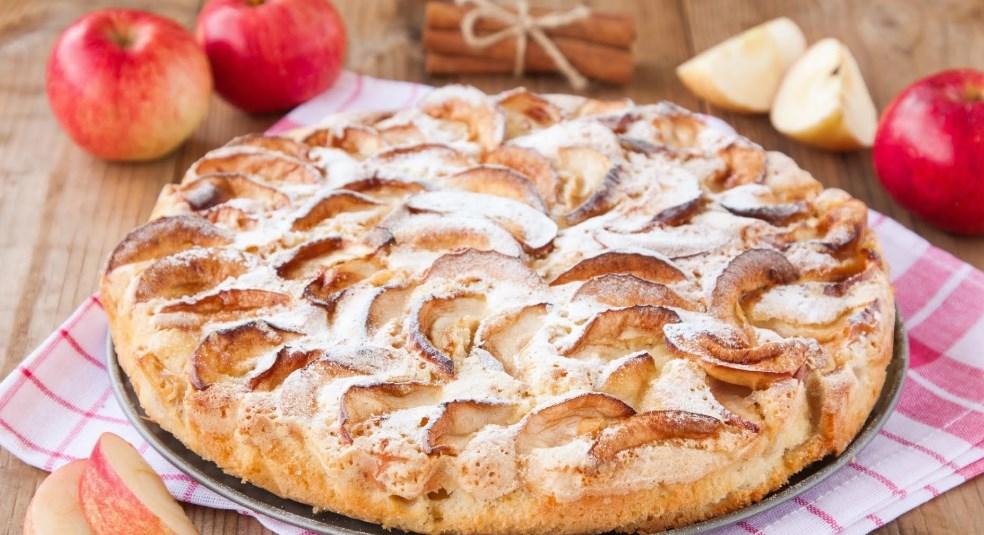 Простые рецепты приготовления диетической шарлотки