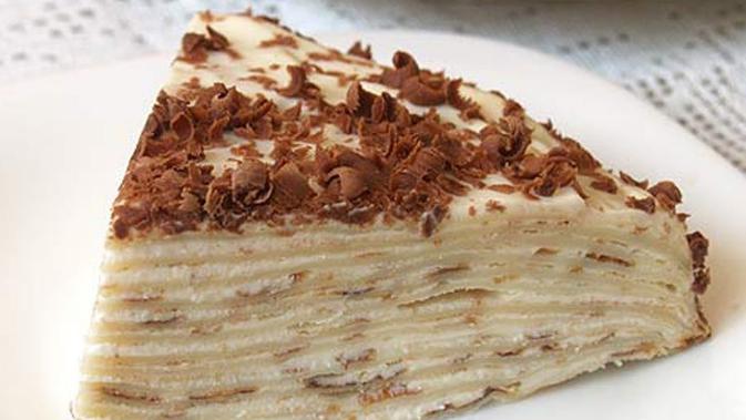 Рецепты приготовления аппетитных блинных тортов