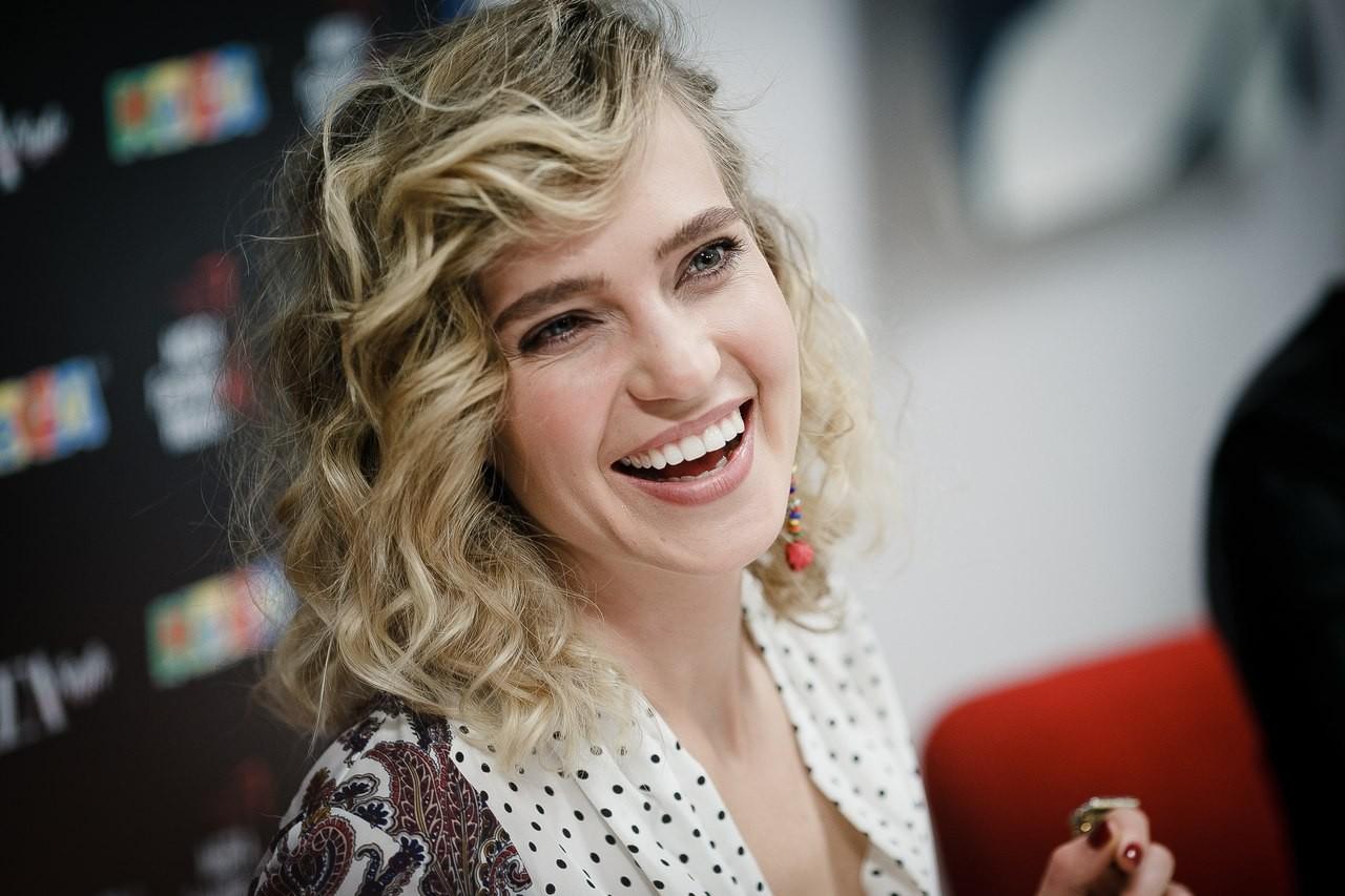 Наталья Ионова позировала с известными комиками