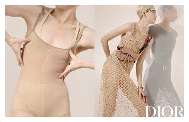 Рекламная кампания Dior весна-лето 2019