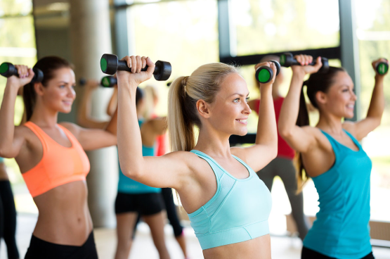Самые популярные виды фитнеса для похудения