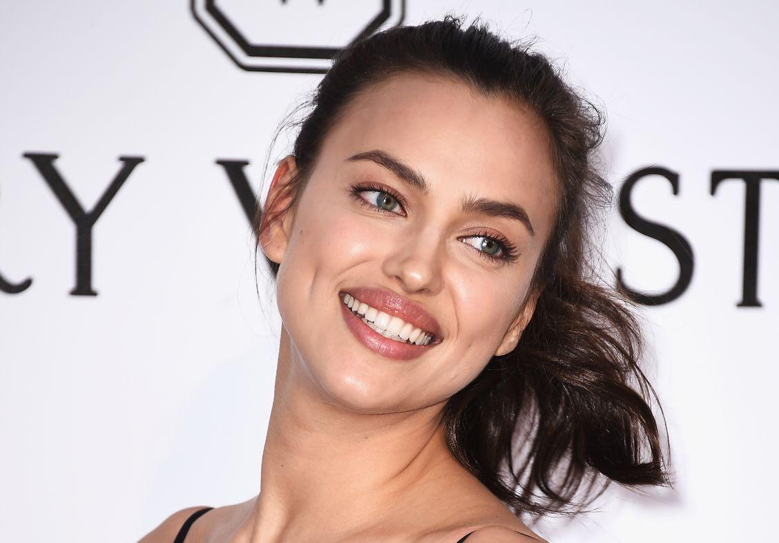 Ирина Шейк призналась, что её бесит макияж