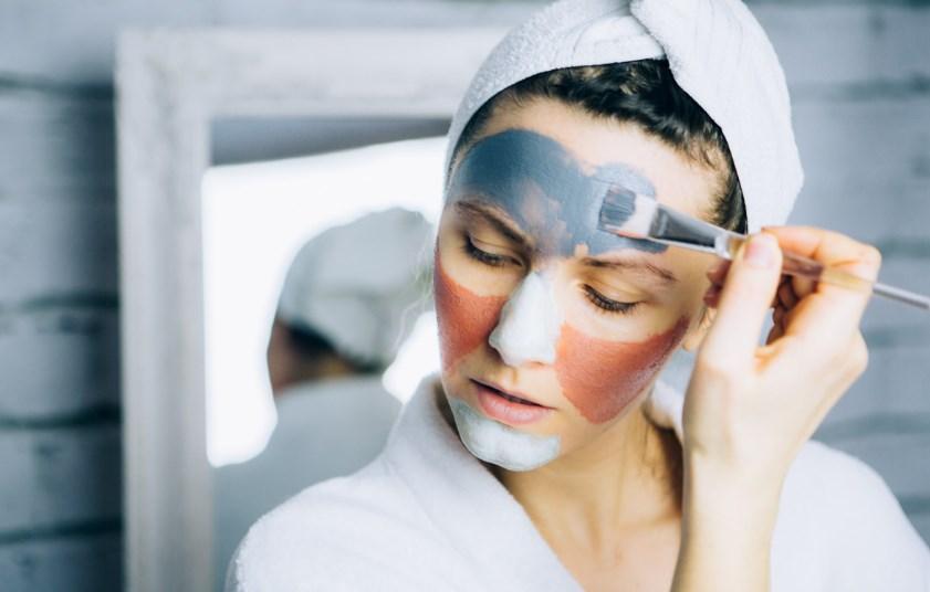 Домашние маски, которые помогают придать коже свежести и гладкости после праздников