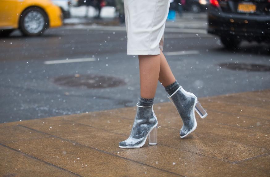 Модная женская обувь осень-зима 2019, фото