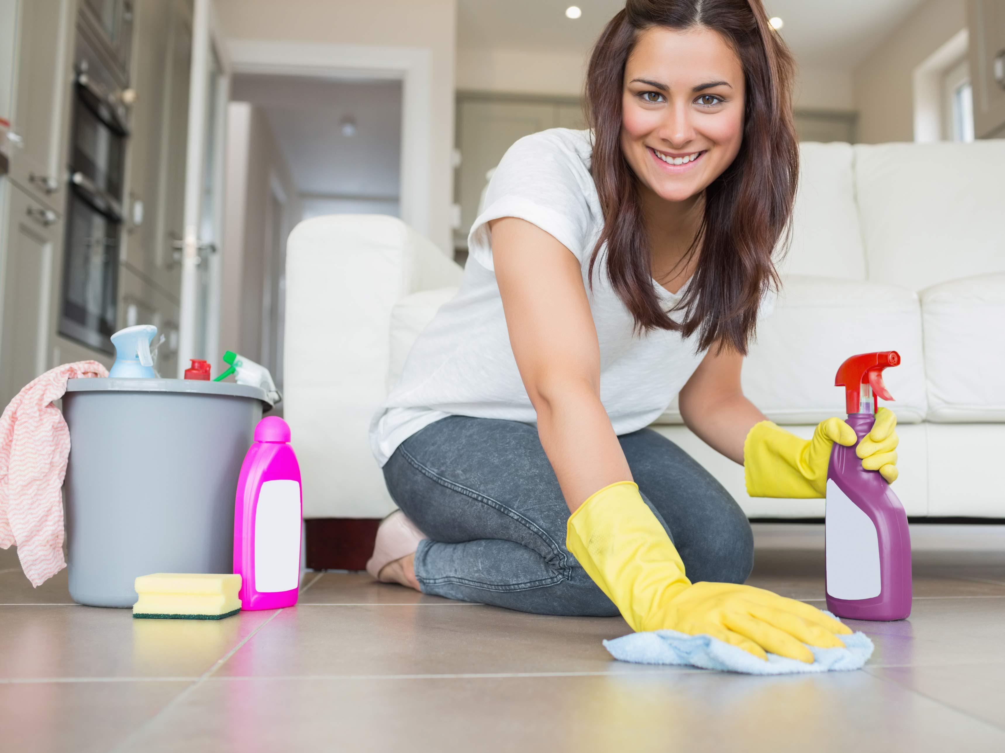 Секреты уборки: 5 ошибок, которые не обеспечивают порядок