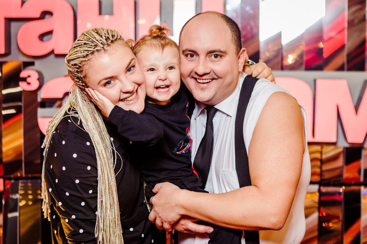 Жена Юрия Ткача победила мужа в разгрузочном батле, похудев на 16 кг