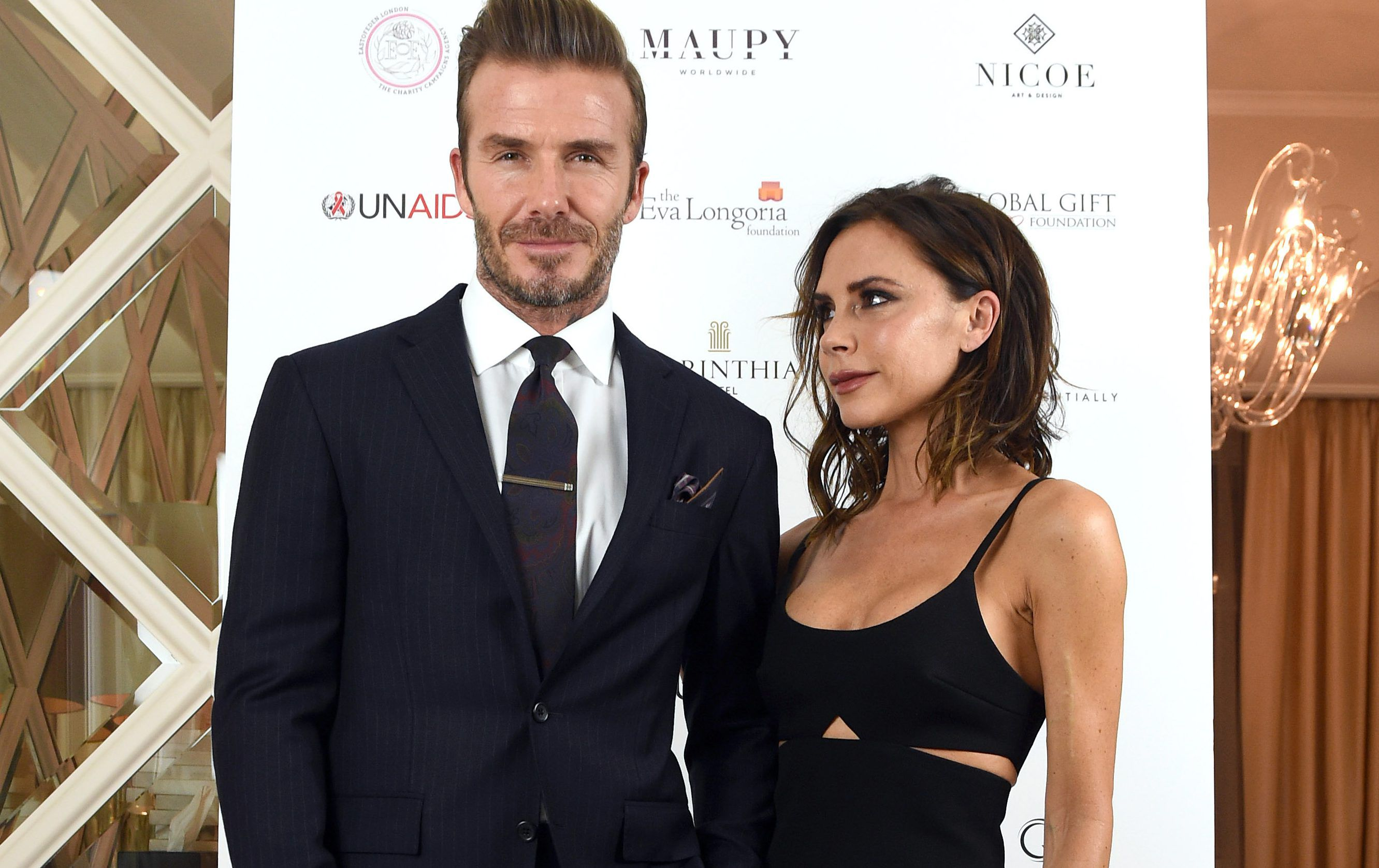 Назло всем врагам: Виктория и Дэвид Бекхэм прекрасно провели вечер в Лондоне