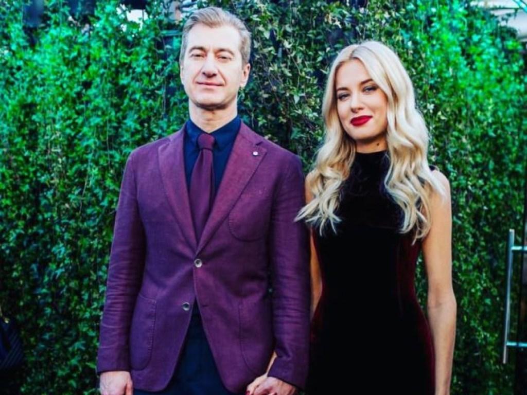 Ольга Горбачева и Юрий Никитин погуляли на свадьбе у Потапа и Насти Каменских