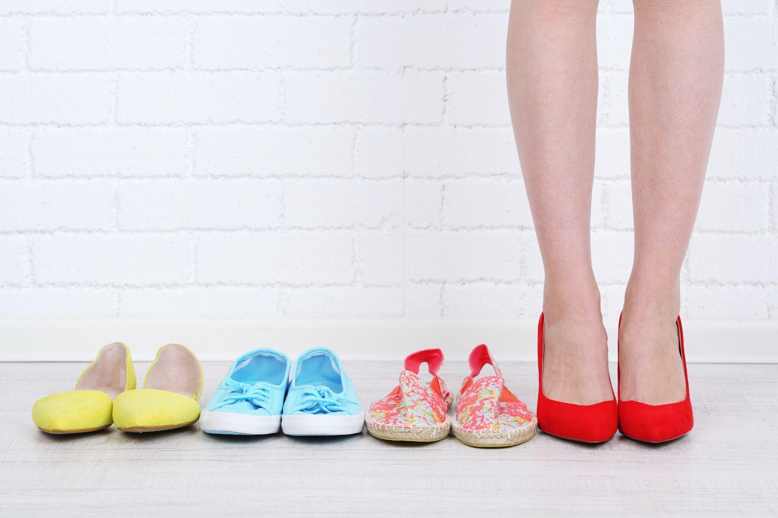 Модная обувь, которая вредна для здоровья