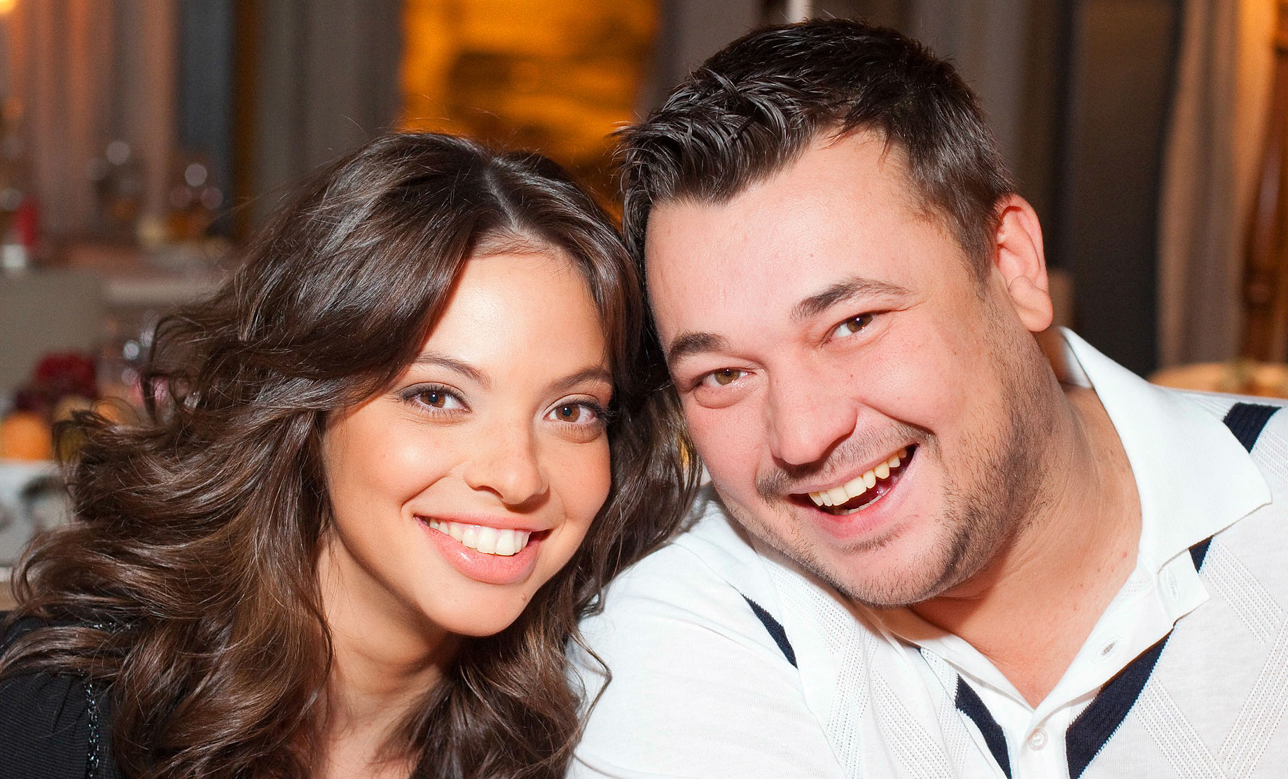 Жена Сергея Жукова прокомментировала слухи о своей беременности