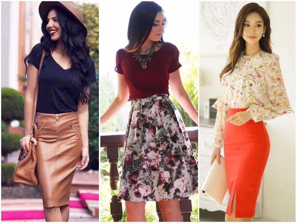 Модные женские юбки лето 2020