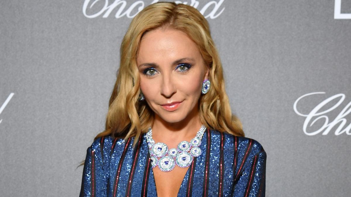 Татьяна Навка озадачила выбором платья для Каннского кинофестиваля