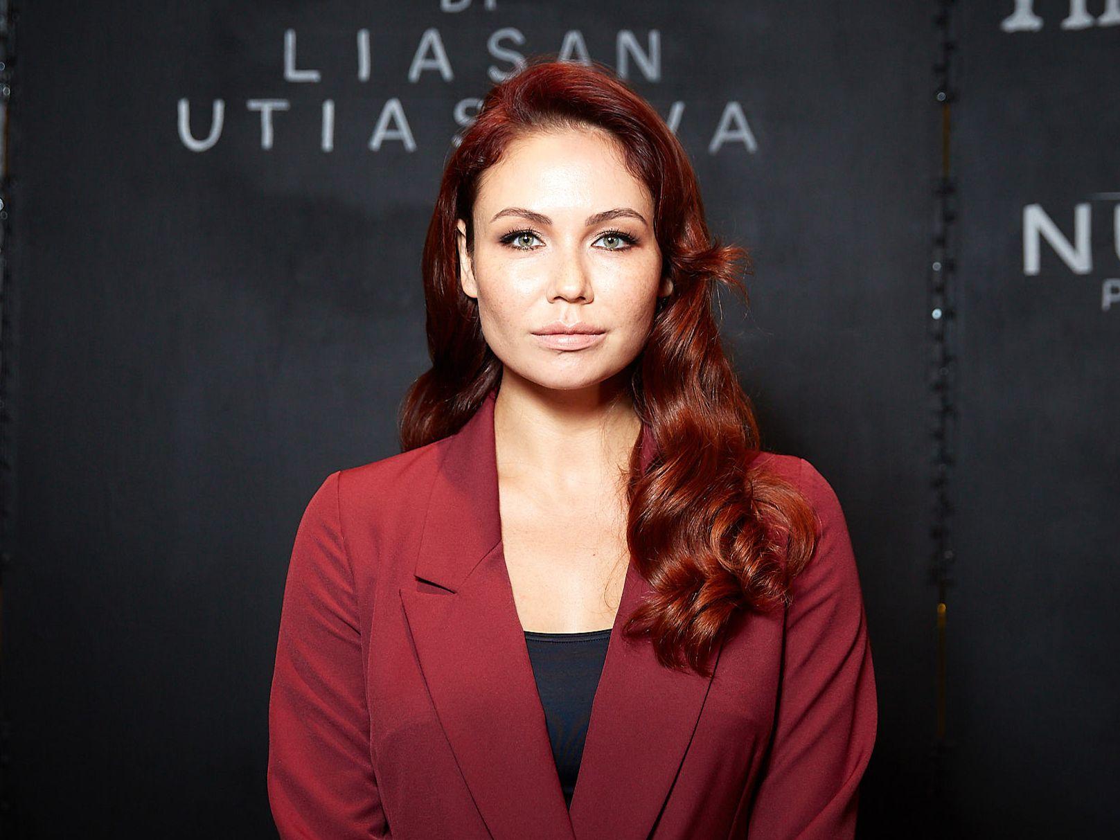 Ляйсан Утяшева поделилась фотографиями с Недели моды в Москве