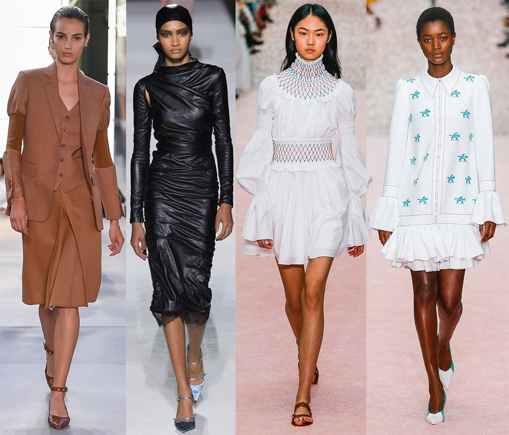 Модные платья лета 2019 для любой фигуры