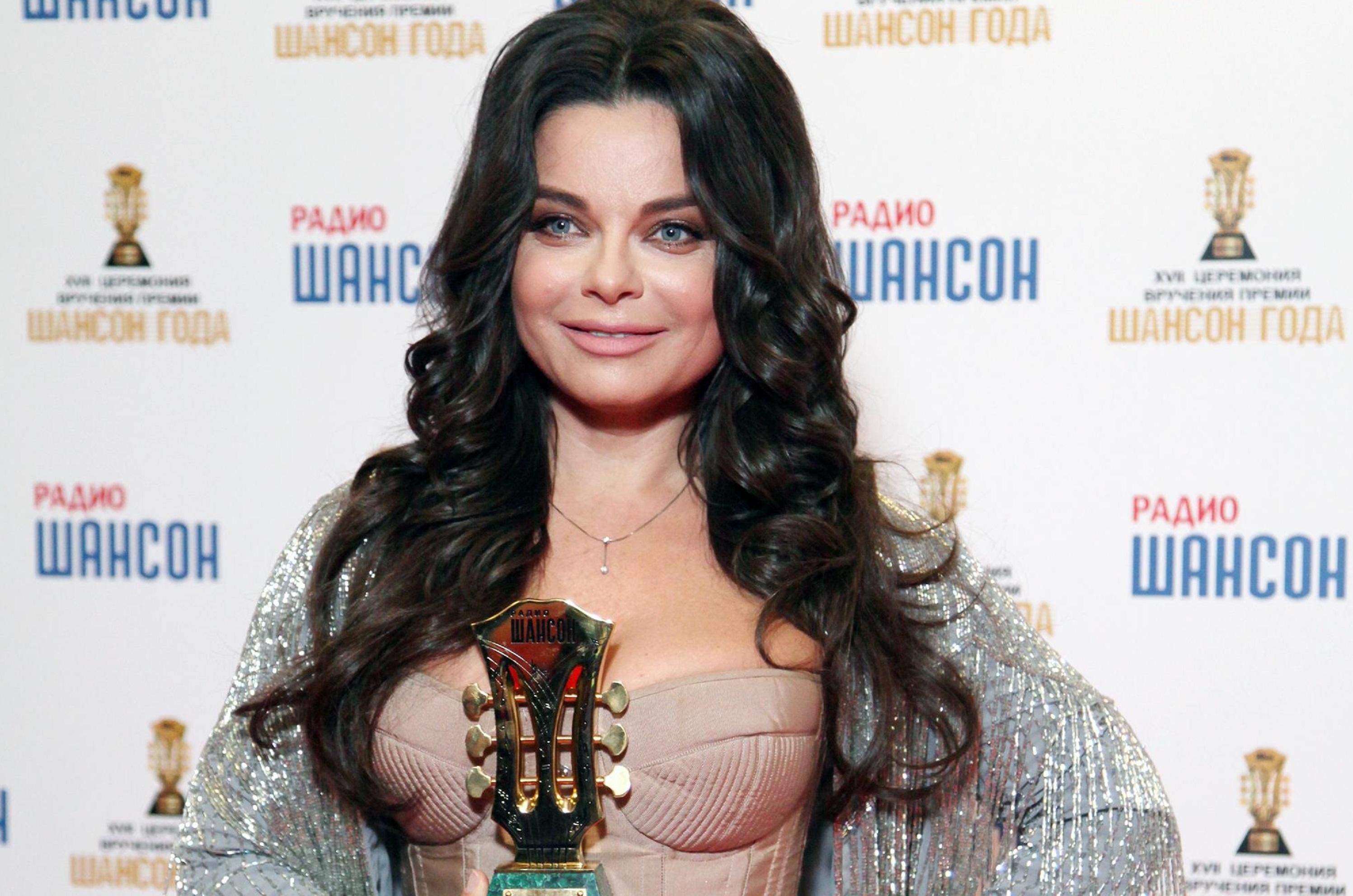 «Женщина «Скат»: Наталья Королева примерила оригинальный наряд